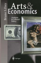 Arts & Economics: Analysis & Cultural Policy
