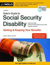 Nolo's Guide to Social Security Disability: Getting and Keeping Your Benefits, Edition 7