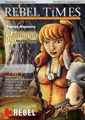REBEL TIMES 98: Nowości i wiadomości ze świata gier planszowych