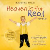 Heaven is for Real for Kids (Fixed Layout): A Little Boy's Astounding Story of His Trip to Heaven and Back