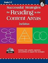 Successful Strategies for Reading in the Content Areas: Grades 1-2: Grades 1-2