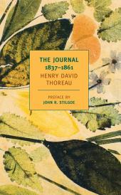 The Journal of Henry David Thoreau, 1837-1861