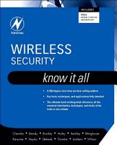 Wireless Security: Know It All: Know It All