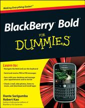 BlackBerry Bold For Dummies