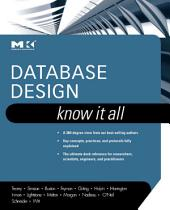 Database Design: Know It All: Know It All