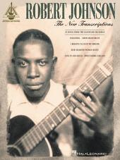 Robert Johnson - The New Transcriptions (Songbook)
