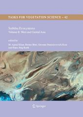 Sabkha Ecosystems: Volume II: West and Central Asia