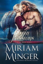 Twin Passions: A Viking Romance (Captive Brides, Book 1)