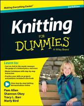 Knitting For Dummies: Edition 3