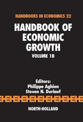 Handbook of Economic Growth: Volume 1, Part 2