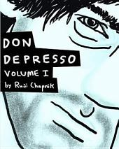 Don Depresso, Volume I: Comics about a Depressed Guy