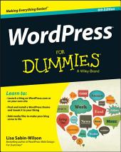 WordPress For Dummies: Edition 6
