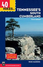 40 Hikes in Tennessee's South Cumberland