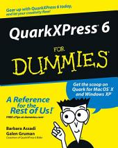 QuarkXPress6 For Dummies