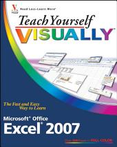 Teach Yourself VISUALLY Excel 2007