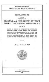 Regulations: Issue 12