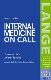 Internal Medicine On Call: Edition 4