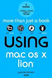 Using Mac OS X Lion: Edition 2