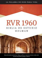 RVR 1960 Biblia de Estudio Holman