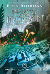 Percy Jackson and the Olympians, Book Four: Battle of the Labyrinth, The