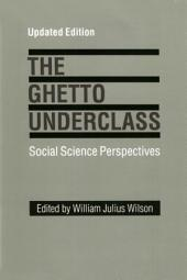 The Ghetto Underclass: Social Science Perspectives