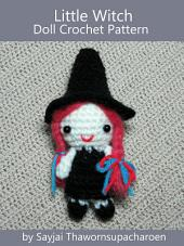 Little Witch Doll Crochet Pattern