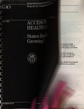 Access to Health Care: States Respond to Growing Crisis