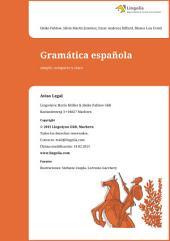 Gramática española: simple, compacto y claro