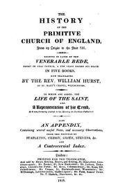 The History of the Primitive Church of England, from Its Origin to the Year 731