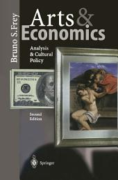 Arts & Economics: Analysis & Cultural Policy, Edition 2