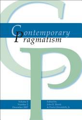 Contemporary Pragmatism: Issue 2