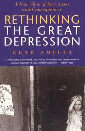 Rethinking the Great Depression