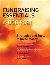 Fundraising Essentials e-book Set: Strategies and Tools to Raise Money