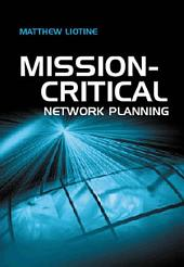 Mission-critical Network Planning