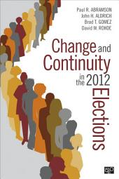 Change and Continuity in the 2012 Elections