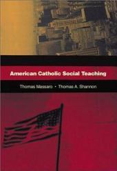 American Catholic Social Teaching