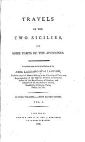 Travels in the Two Sicilies: And Some Parts of the Apennines