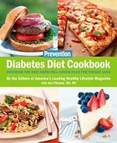 Prevention Diabetes Diet Cookbook: Discover the New Fiber-FULL Eating Plan for Weight Loss