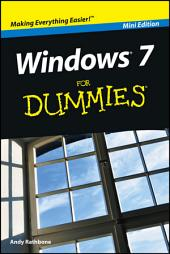 Windows 7 For Dummies®, Mini Edition