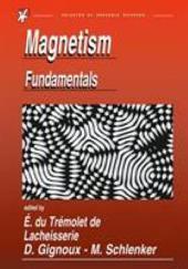 Magnetism: Volume 1