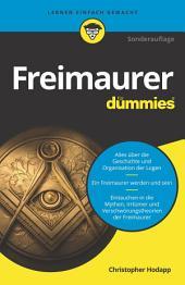 Freimaurer für Dummies: Ausgabe 2