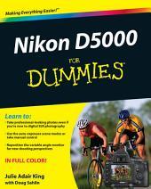 Nikon D5000 For Dummies