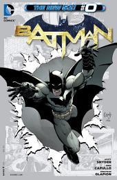 Batman (2012-) #0