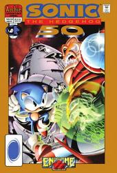 Sonic the Hedgehog #50