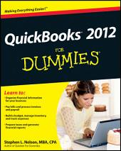 QuickBooks 2012 For Dummies: Edition 19