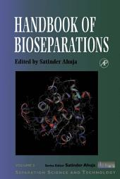 Handbook of Bioseparations