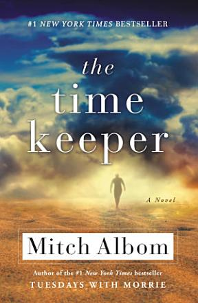 The Time Keeper Book Cover