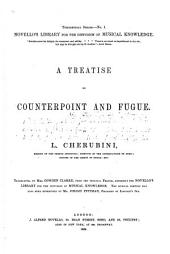 A Treatise on Counterpoint and Fugue