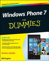 Windows Phone 7 For Dummies