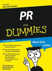 PR für Dummies: Ausgabe 2